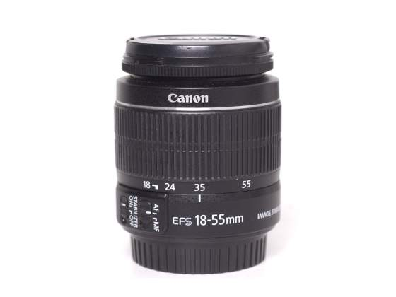 CANON EF-S mm f. IS II