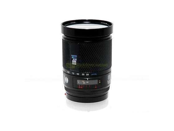 Minolta AF mm. f4-4,5 MACRO obiettivo zoom per
