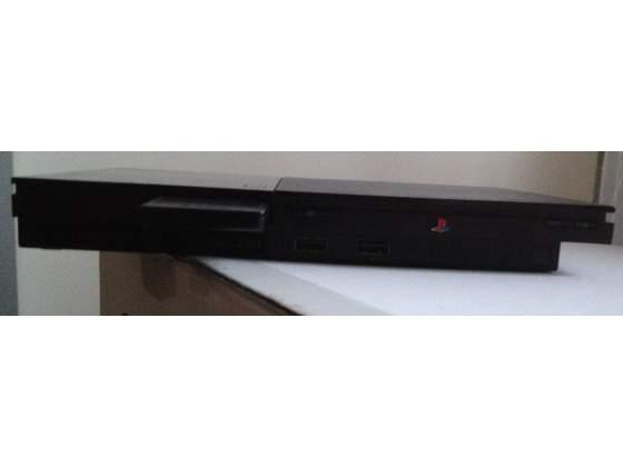 Playstation 2 slim, 2 controller e videogiochi