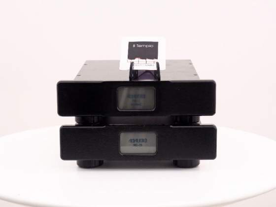 Pre Phono AM Audio reference mm-20 + PW 2