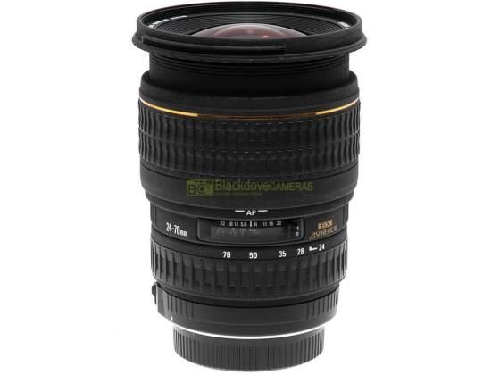 Sigma AF mm. f2,8 EX DG. Obiettivo zoom full frame per