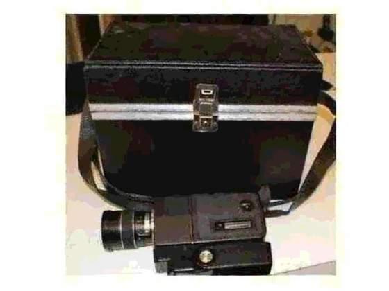 Super 8 Movie camera TL +300 con custodia Euro 39