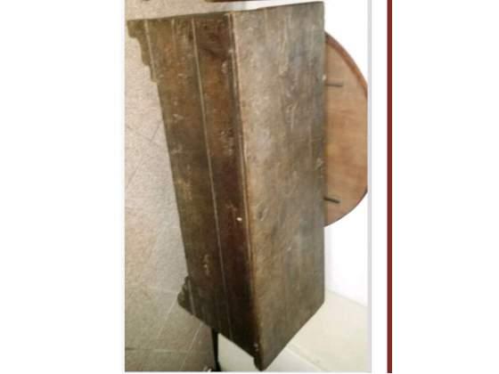 Cassapanca antica massello misure 57 x 161 x h 64