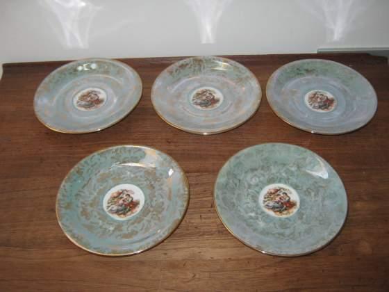 Piattini in ceramica Bavaria