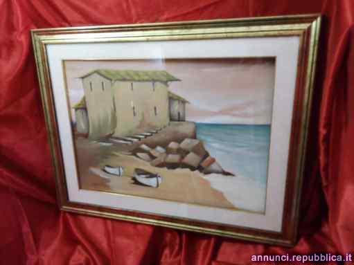 dipinti olio su tela Roma