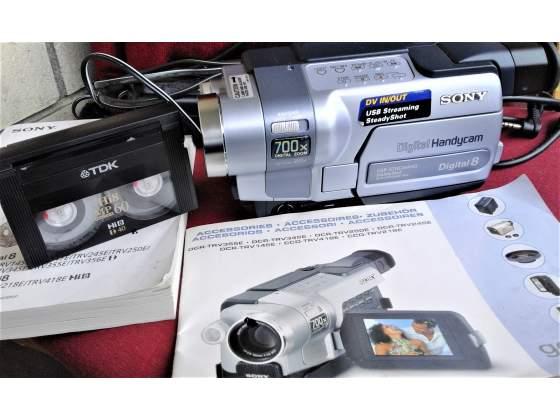 Telecamera digitale Sony 8 Handycam