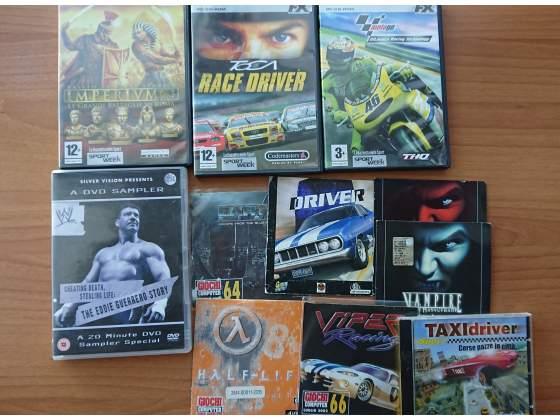 Videogiochi vari per PC