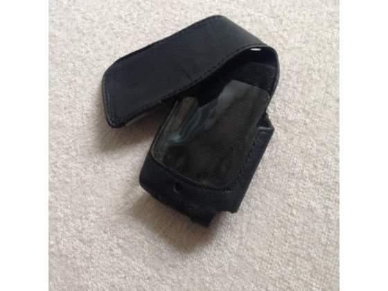 custodia in pelle per Samsung SGH-A100 Nuovo Euro 10
