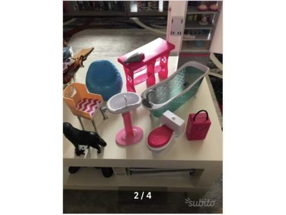 Barbie accessori lotto 2