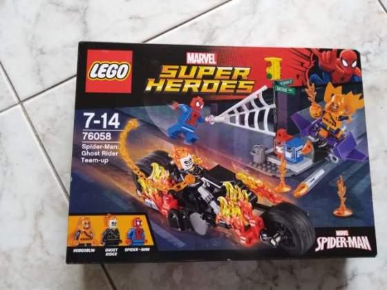 LEGO ® MARVEL SUPER HEROES  Spider-Man