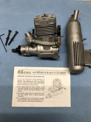 Motore OS 61 FX