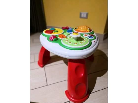 Tavolino giocattolo Chicco