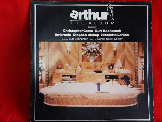 Arthur (the album lp.33)