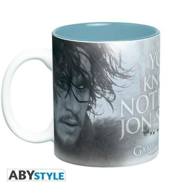Gw jm tazza mug game of thrones - - 460 ml - you know