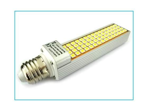 Lampada LED E27 PLC 220V 12W