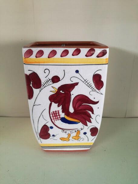 Vaso Ceramica Barattolo Coppa Teiera Centrotavola Alzata
