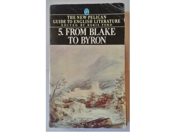 From Blake to Byron, di fine â€~700 e inizio â€~800