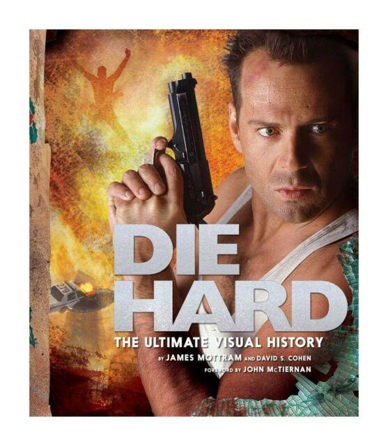 Gw jm die hard art book the ultimate visual history -