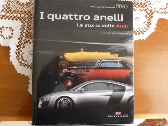 I QUATTRO ANELLI - Storia dell' Audi