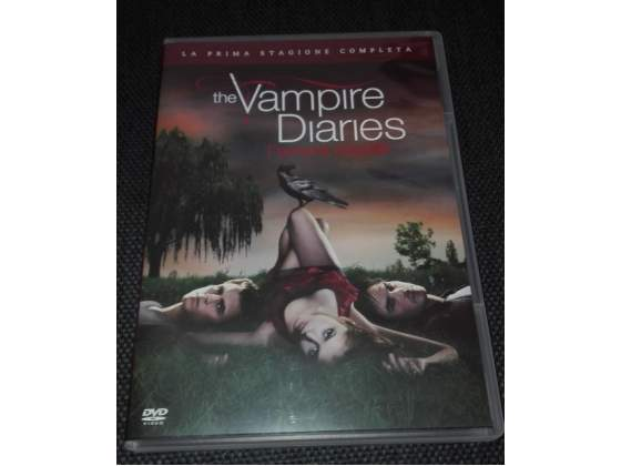 The vampire diaries (stagione 1)