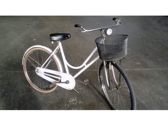 Bicicletta da donna marca VITTORIA a bacchetta