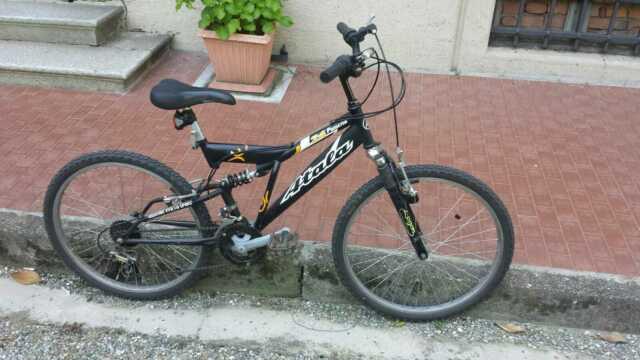 """Bicicletta ragazzo 24"""""""