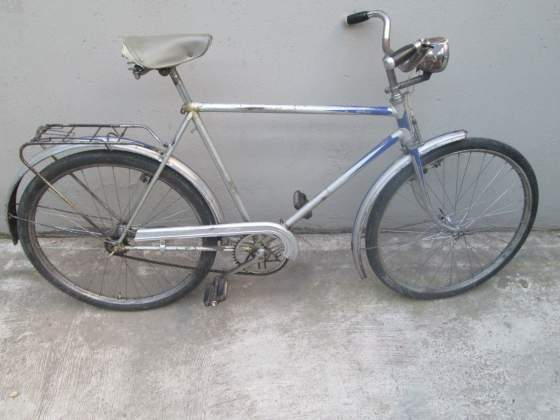 Bicicletta tedesca anni