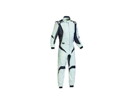 One-s1 suit silver/nero taglia 48
