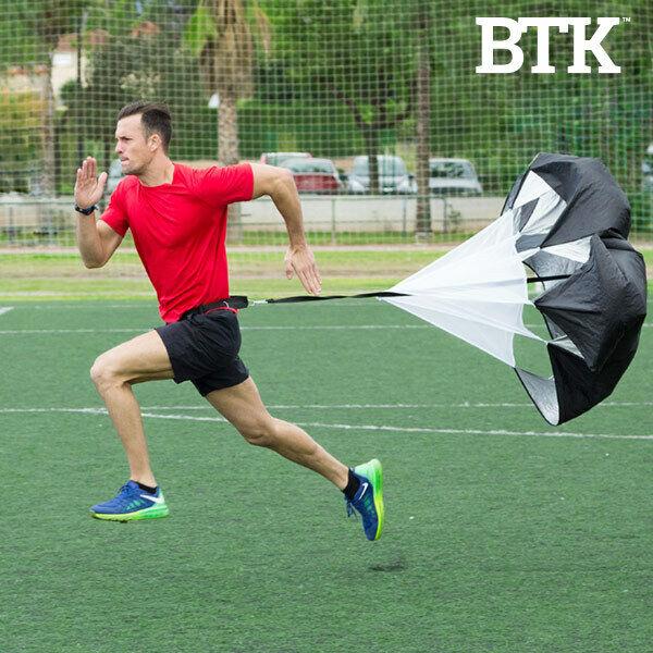 Paracadute di resistenza per allenamento btk