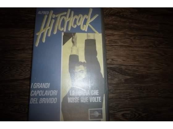 """Alfred hitchcock """" la donna che visse due volte """" in"""