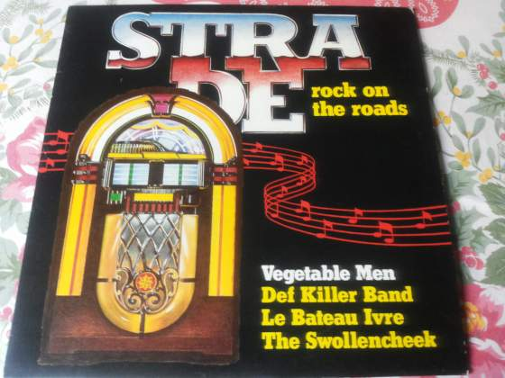 STRADE lp rock on the roads 1a Stampa  NUOVO