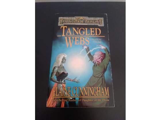 Tangled Webs di Elaine Cunningham (in lingua originale)