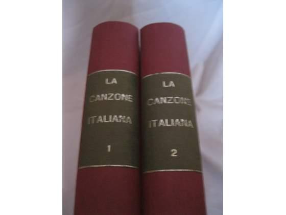 Volume 1 e 2 la canzone italiana - Fabbri Editori