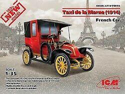 1/35 taxi de la marne (), french car