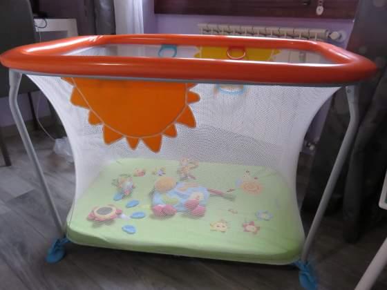Box Brevi Soft & Play Green Farm come NUOVO
