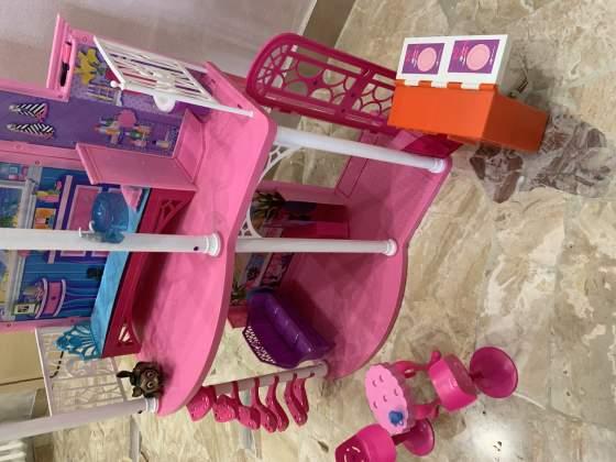 Casa barbie glam a 2 piani
