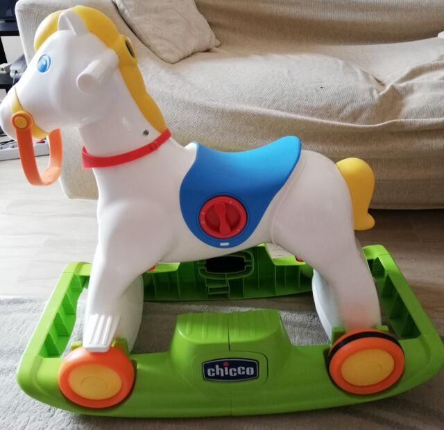 Cavallo A Dondolo Chicco Rosa.Cavallo A Dondolo Chicco Miss Rodeo Rosa Posot Class