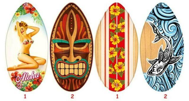 Gw jm tavola surf in legno 104 cm - spedizione in