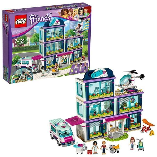 LEGO  - Friends, L'Ospedale di Heartlake