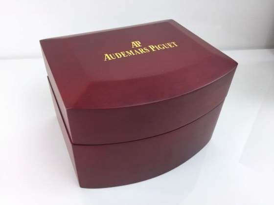 Audemars piguet box scatola nuova ORIGINALE RE