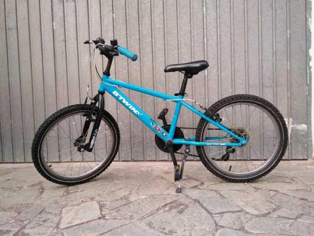 """Bici MTB bambino 20"""" Btwin Decathlon Usata"""