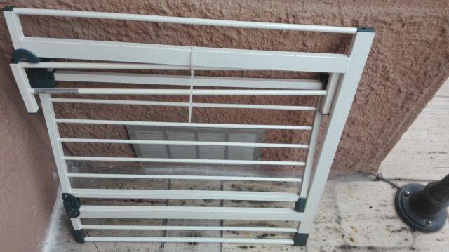 Cancello cancelletto pali sicurezza scale bambini posot for Cancelletto sicurezza bambini