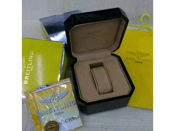 Box breitling scatola completa