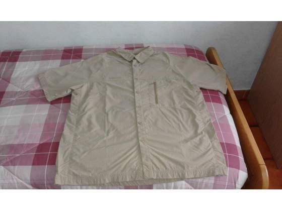 Camicia mezza manica Quechua taglia XL