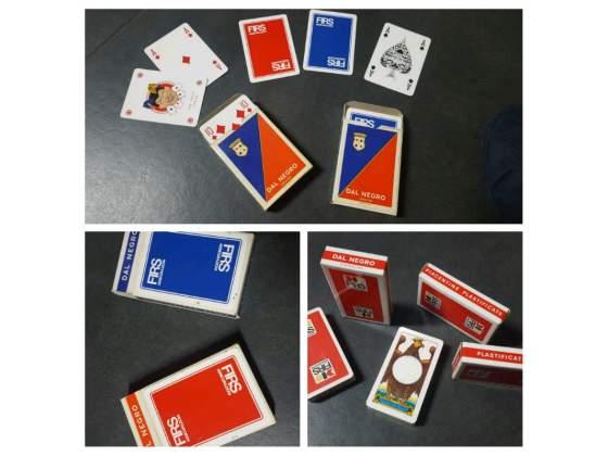 Carte Gioco Dal Negro Poker & Piacentine Regionali