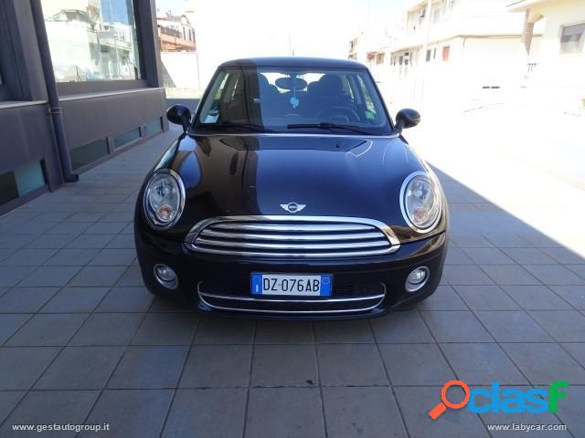 MINI Cooper One D 1.6 Aut. diesel in vendita a San Michele