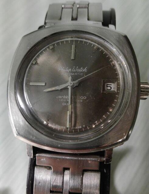 Orologio automatico Philip Watch Caribbean 100