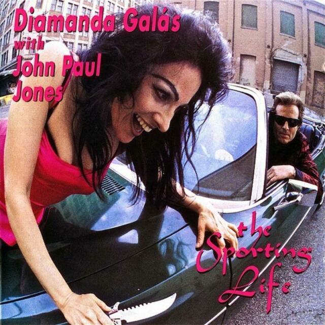 Diamanda galÁs john paul jones - the sporting life