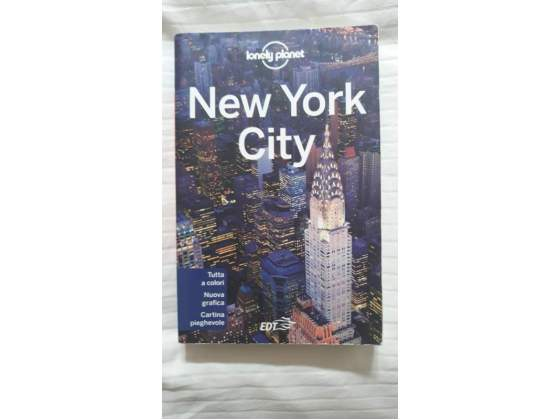 Guide Lonely Planet New York