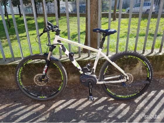 E bike Lombardo Sestriere